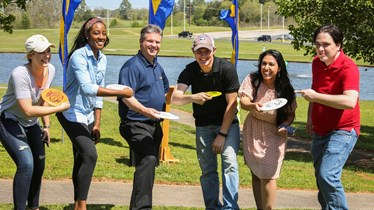 New disc golf course opened at Pellissippi State