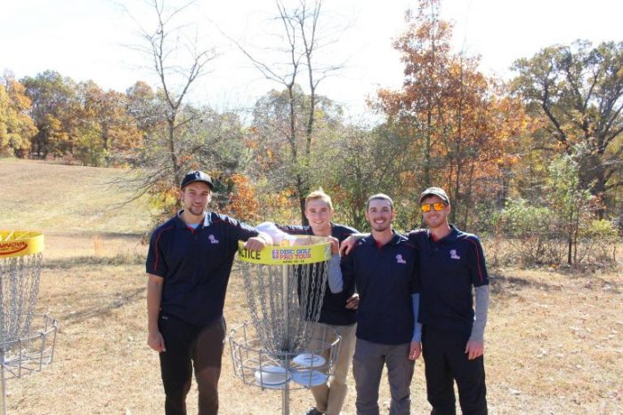 Ole Miss disc golf club heads to nationals
