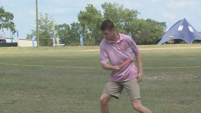 Collegiate Disc Golf Championship continues to grow