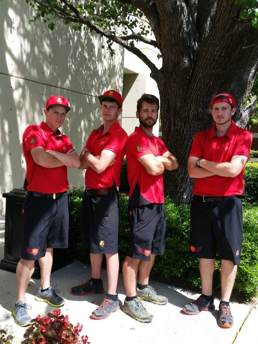 FERRIS STATE FIRST FLIGHT'S TEAM JOURNEY TO THE NCDGC