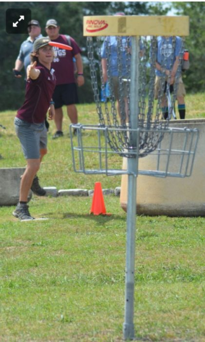 Ferris State wins disc golf national championship