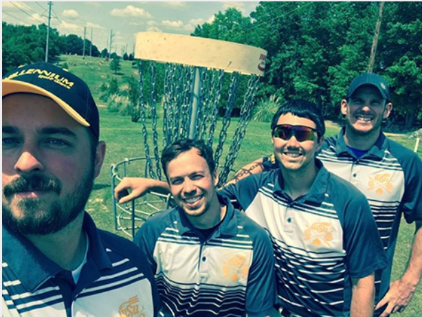 Wichita State disc golf team, with 2 Wellington boys, finish 20th in nationals