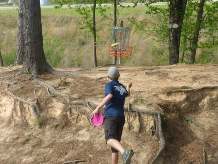DAY 1 AT THE NCDGC – FIRST ROUND RECAP