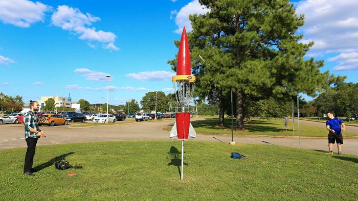 UAH disc golf course a global hit at age 40