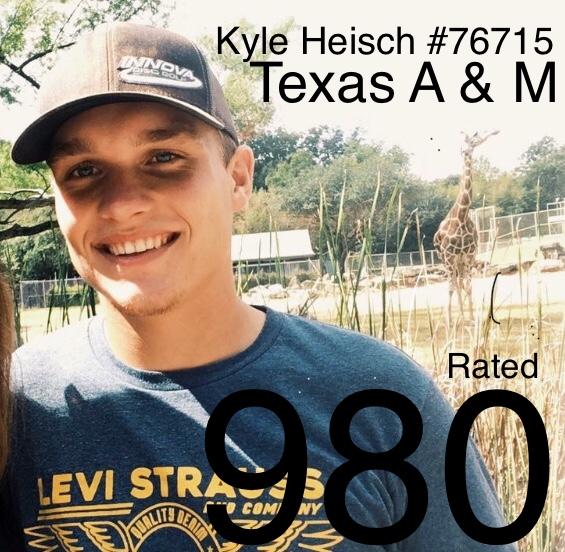 Kyle Heisch #76715