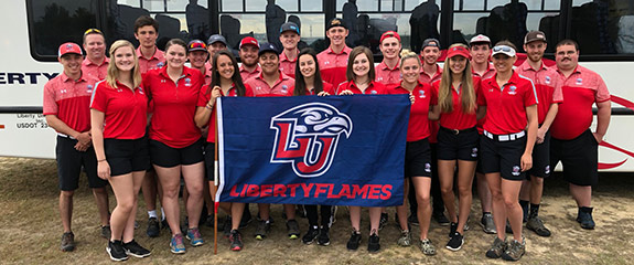Lady Flames Championship flight rings up national title