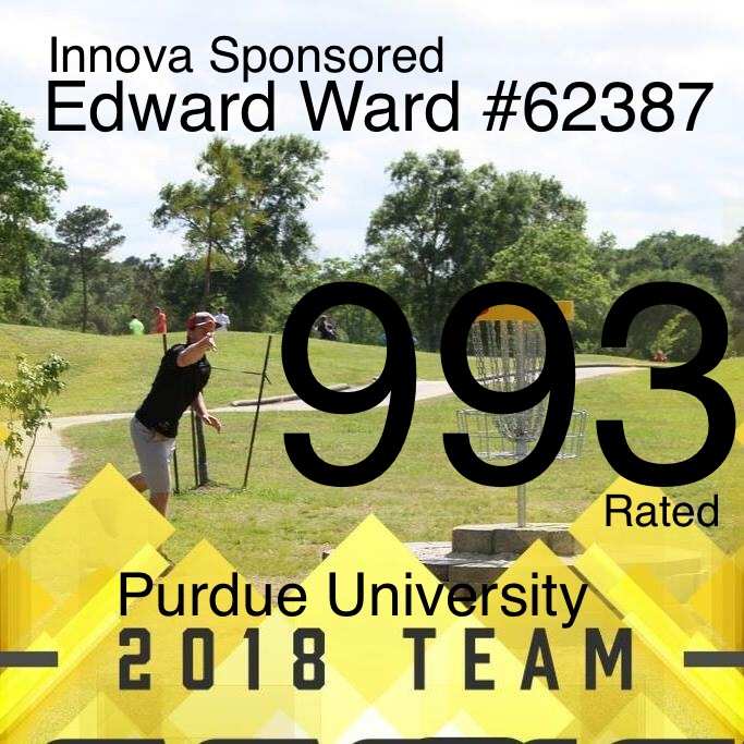 EXCLUSIVE:  EDWARD WARD FROM PURDUE UNIVERSITY