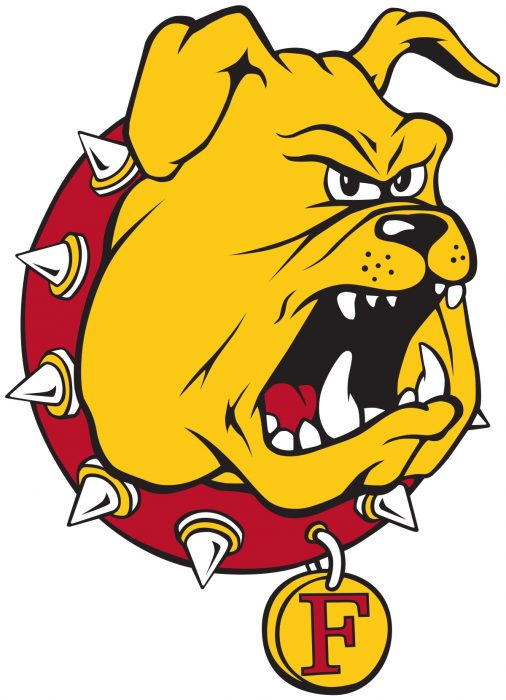 2x NCDGC Champion FERRIS STATE ranks #6