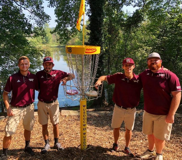 Mississippi State Wins First Dean's Cup